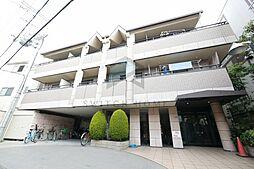 大阪府東大阪市下小阪3丁目の賃貸マンションの外観