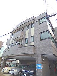 ミナモトマンションII[1階]の外観