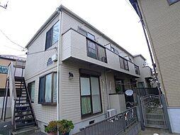 カーサハザマ[2階]の外観
