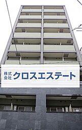 アクアプレイス東天満II[2階]の外観