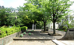 豊ケ丘第6公園 100m