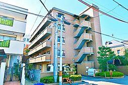 サンディグノ帝塚山[4階]の外観
