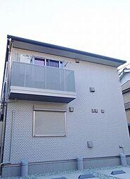 神奈川県川崎市川崎区大島2丁目の賃貸アパートの外観