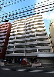 ハニーハイツ三萩野[601号室]の外観