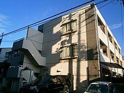 ハイデ野田[2階]の外観