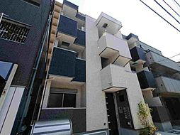 福岡県福岡市中央区警固1丁目の賃貸アパートの外観