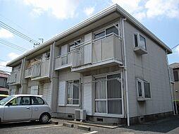 コトー岡田[102号室]の外観