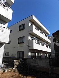第2藤ハウス[1階]の外観