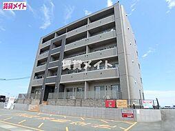 三重県松阪市市場庄町の賃貸マンションの外観