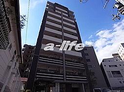 アドバンス三宮Ⅴソレイユ[6階]の外観