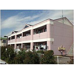 静岡県裾野市平松の賃貸マンションの外観