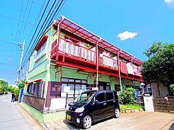 山吉コーポ[2階]の外観