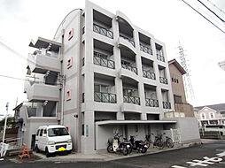 シャルマンフジ久米田五番館[4階]の外観