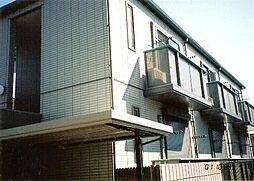 埼玉県さいたま市中央区上落合4丁目の賃貸アパートの外観
