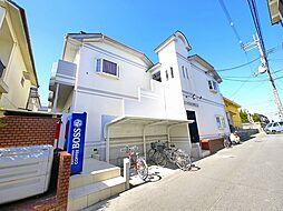 奈良県奈良市南紀寺町4丁目の賃貸アパートの外観