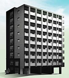 福岡県北九州市八幡西区東神原町の賃貸マンションの外観