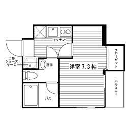 ベルヴィラージュ・サード[4階]の間取り