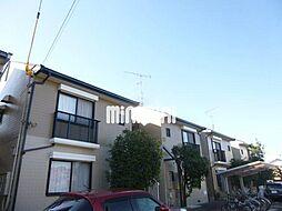 ラカサグランデA棟[2階]の外観