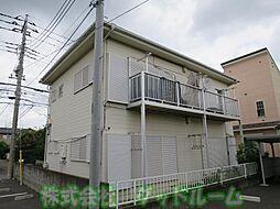 広田ハイツI[2階]の外観
