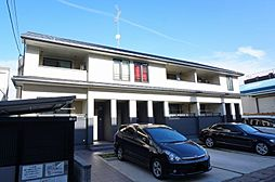 京都府京都市伏見区下鳥羽広長町の賃貸アパートの外観