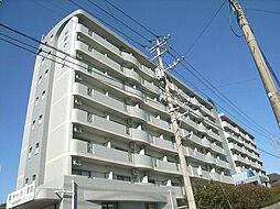 福岡県福岡市東区御島崎2丁目の賃貸マンションの外観