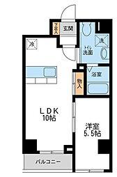 アーバンパーク新横浜[2階]の間取り