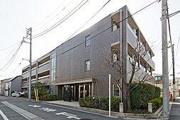 東京都中野区上高田3の賃貸マンションの外観