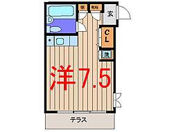 田園調布駅 5.5万円