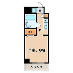 第30プロスパー泉[2階]の間取り