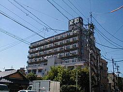 ガーデンコート新栄[9階]の外観