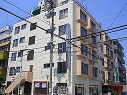 中駒新栄レオンビル[6階]の外観