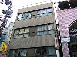 万津元ビル[3階]の外観