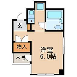 矢場町駅 4.5万円