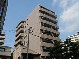 愛知県名古屋市中区新栄3の賃貸マンションの外観