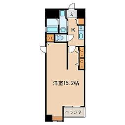レベント泉[2階]の間取り