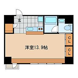 KDXレジデンス東桜I[14階]の間取り