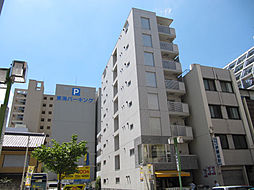 レジデンシア栄南[5階]の外観