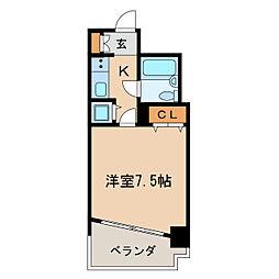高岳駅 4.5万円