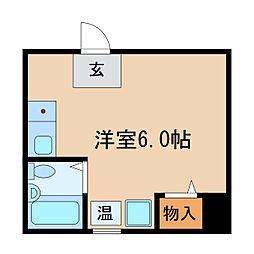 東栄ビル[3階]の間取り