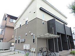スカイハイツ[1階]の外観