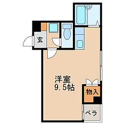 丸の内小竹ビル[5階]の間取り