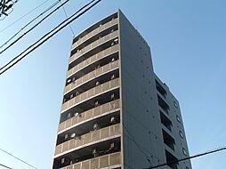 ライオンズマンション新栄[9階]の外観