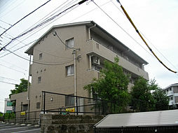 愛知県愛知郡東郷町大字和合字知々釜の賃貸マンションの外観