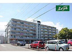 三重県鈴鹿市算所2丁目の賃貸マンションの外観