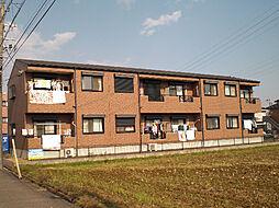 三重県鈴鹿市末広東の賃貸アパートの外観