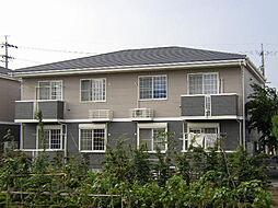 三重県鈴鹿市弓削1丁目の賃貸アパートの外観