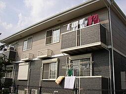 ハピネスタウンIII 2棟[201号室]の外観