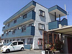 三重県鈴鹿市稲生塩屋1丁目の賃貸アパートの外観