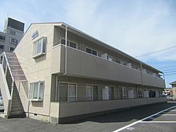 三重県鈴鹿市南江島町の賃貸アパートの外観