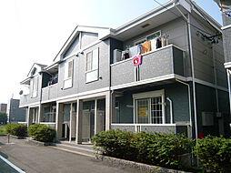 ランドマーク2002 II[2階]の外観